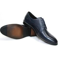 Туфли под синий костюм Икос 3360-4