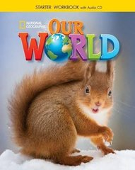 Our World BrE Starter WB +CD(x1)