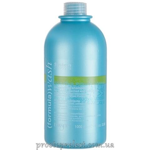 Dikson Wash Nourishing Shampoo - Питательный шампунь для ухода за окрашенными и поврежденными волосами