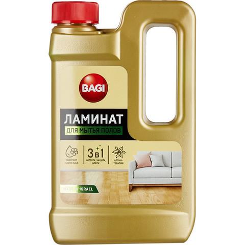Средство для мытья пола Bagi Ламинат 550 мл