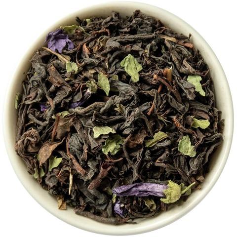 Черный чай с мятой 100 гр. купить в Москве