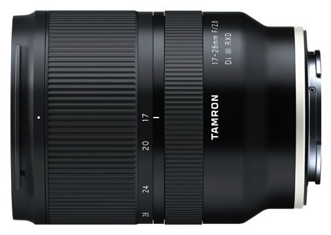 Tamron 17-28 мм F/2.8 купить в интернет-магазине Sony Centre для камер Alpha