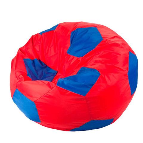 Кресло-мешок «Мяч» Красно-синий