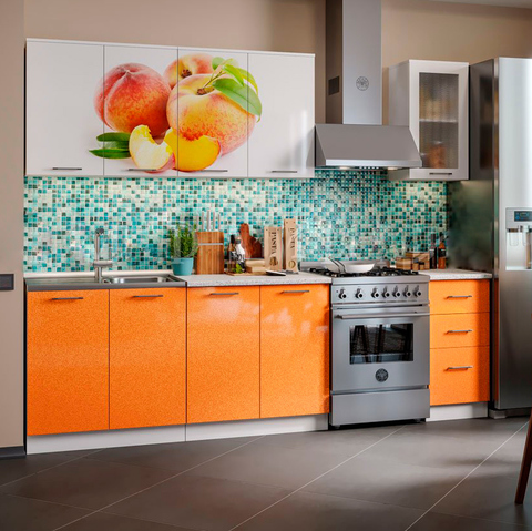 Кухня Персик
