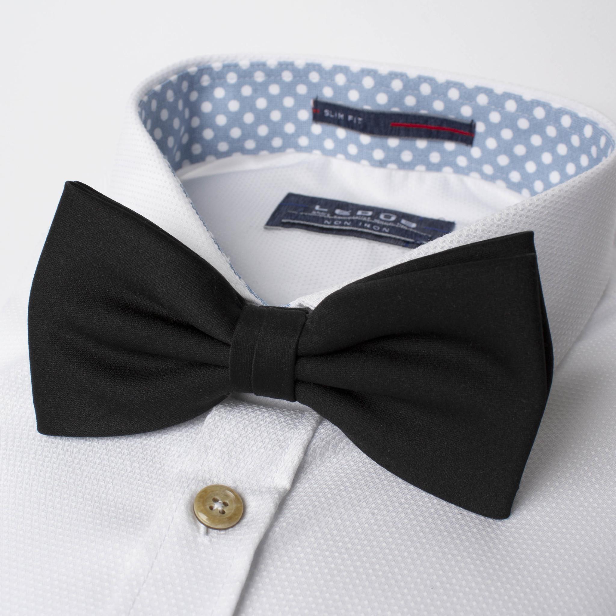 Рубашка Ledub slim fit 0136998-910-140-000-SF-White