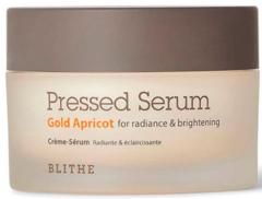 BLITHE Pressed Serum Gold Apricot пресованная сыворотка для сияния кожи 50мл