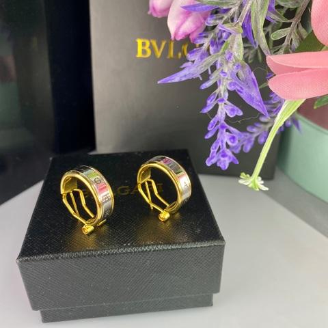 Серьги BVLG