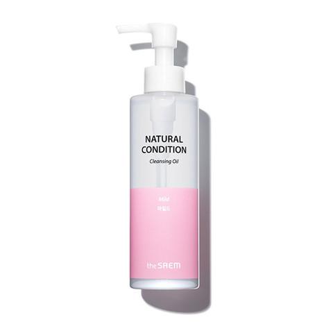 Масло для лица гидрофильное для чувствительной кожи, 180 мл, Natural Condition Cleansing Oil Mild