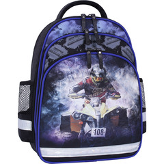 Рюкзак школьный Bagland Mouse черный 505 (00513702)