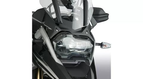 Защита фары BMW R 1200/1250 GS/GSA, прозрачная