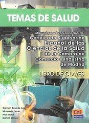 Temas De Salud Libro De Claves