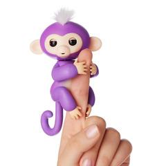 Обезьянка Fingerlings Happy Monkey