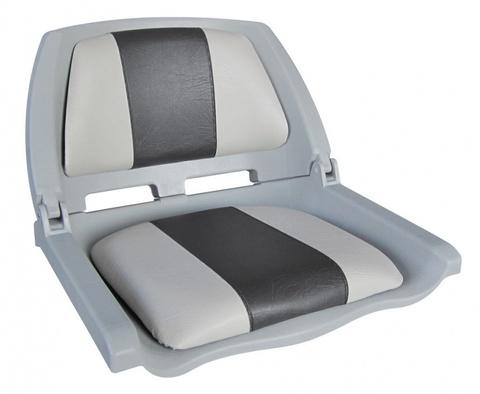 Кресло Folding - серый/графит