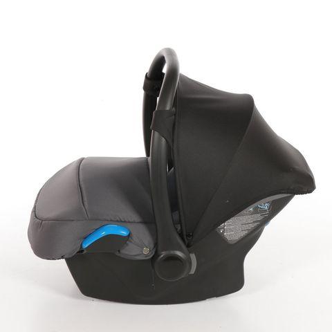 Автокресло JUNAMA (Ткань) черное  AJ-05