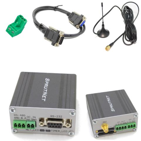 Bitcord TCP, GSM/GPRS модем