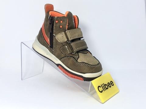 Clibee (деми) P216 Brown/Orange 21-26