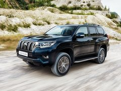 Чехлы на Toyota Land Cruiser Prado 150 2017–2020 г.в.