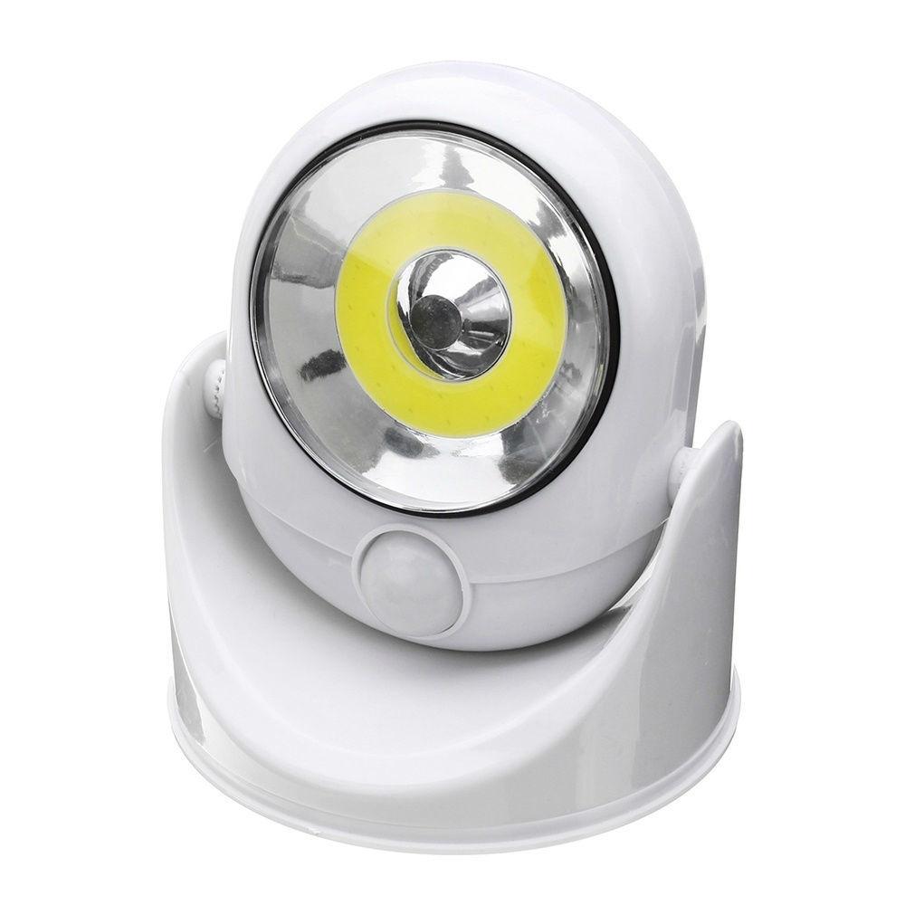 Беспроводной светодиодный светильник РАССВЕТ 360 с датчиком движения