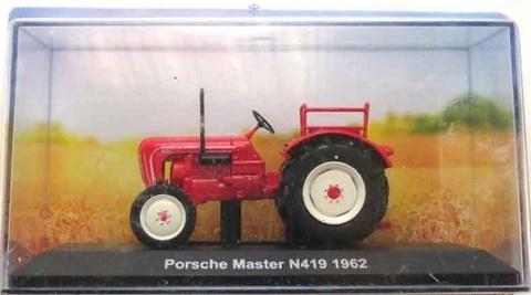 Модель Трактор №72 Porsch (история, люди, машины)