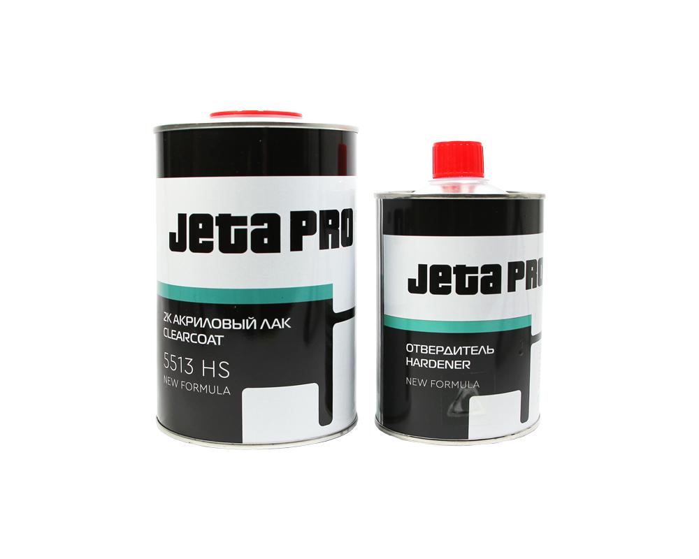 Лаки Лак акриловый HS бесцветный JETA PRO (1+0,5) 5513hs.jpg