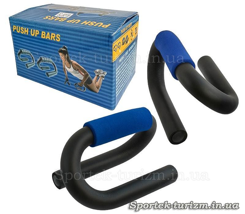 Стойки для отжиманий Push Up Bars (SC-82139)