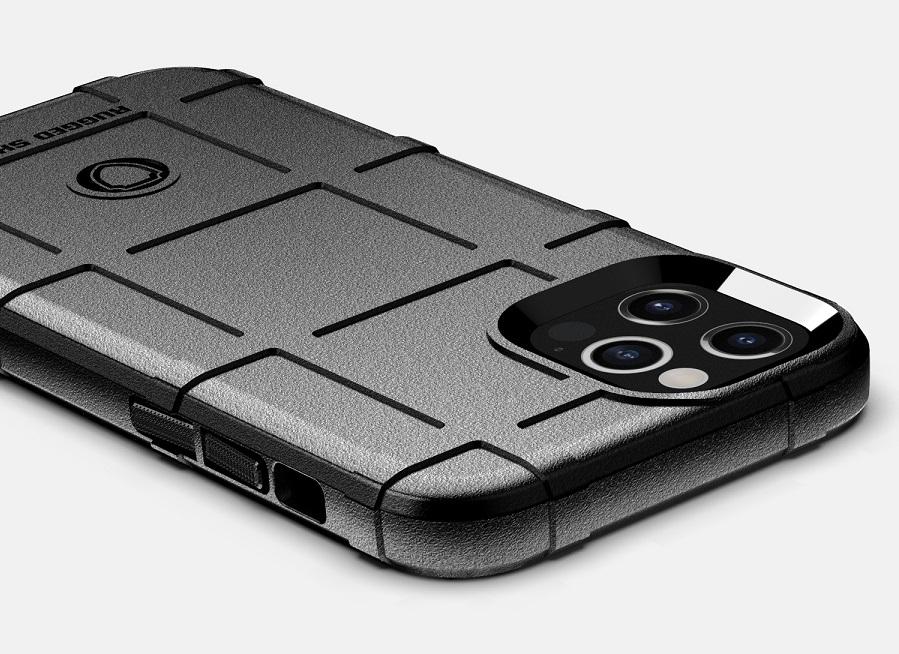 Противоударный защитный чехол на iPhone 12 и 12 pro, серия Armor от Caseport
