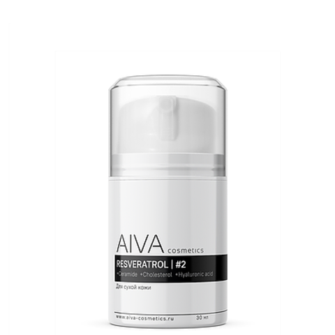 AIVA Восстанавливающий крем с ресвератролом №2, 30 мл