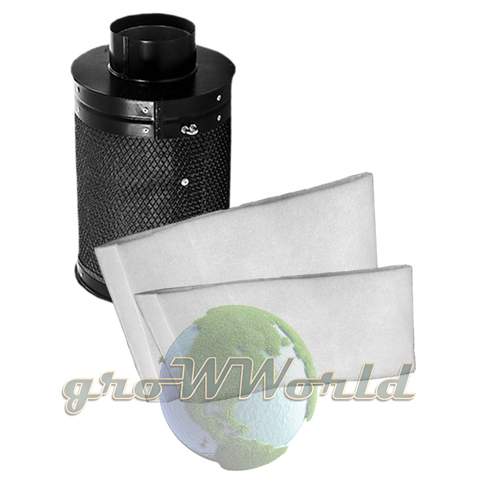 Префильтр на угольный фильтр GW