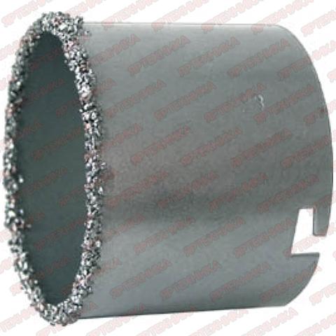 Коронка кольцевая по кафелю карбидная 53мм Fit в интернет-магазине ЯрТехника