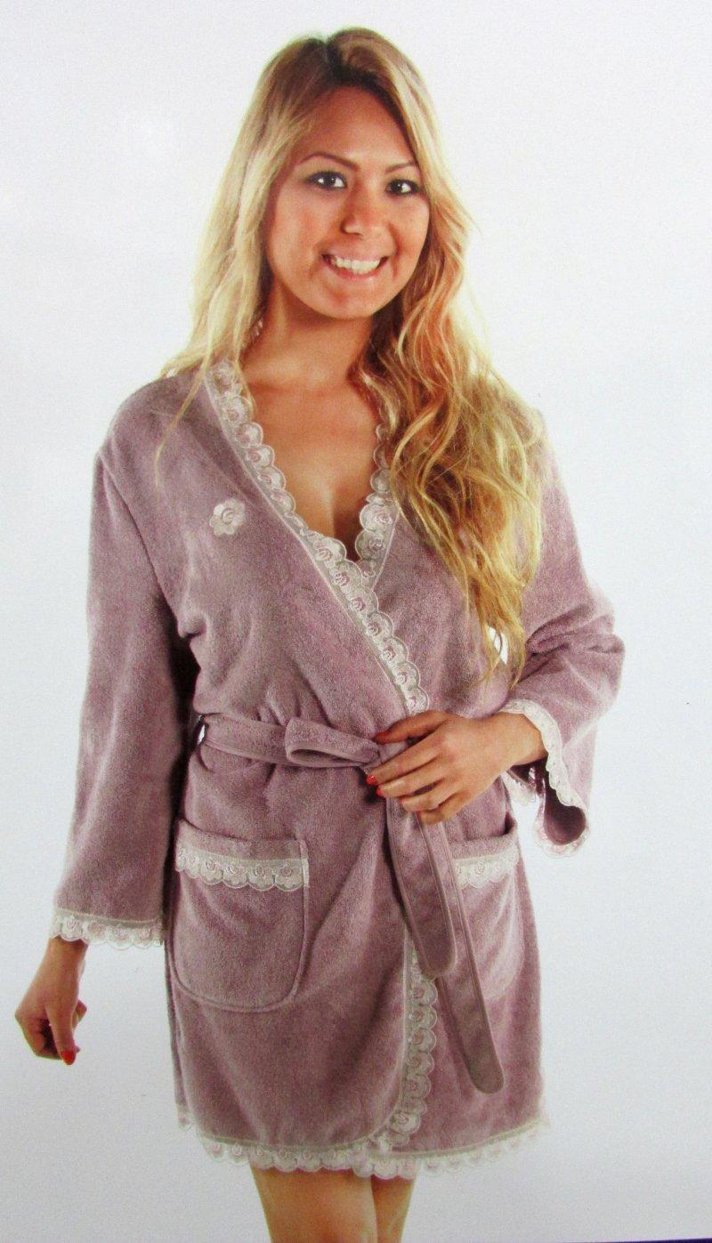 Махровые халаты CELYN СЕЛИН женский махровый халат  Maison Dor Турция селин.jpg