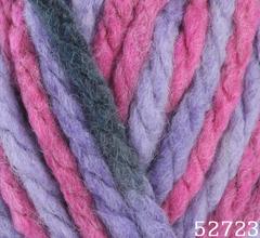 52723 (Серо-розово-сиреневый меланж)