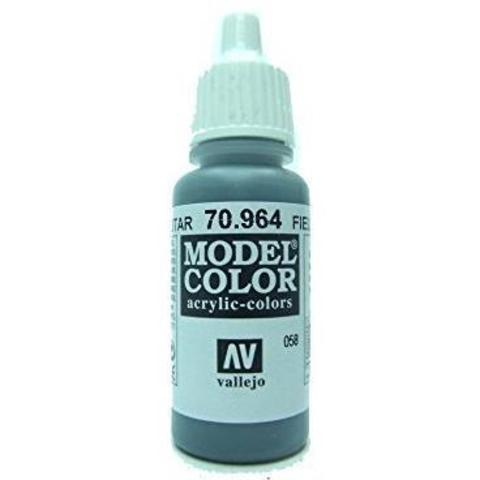 Model Color Field Blue 17 ml.
