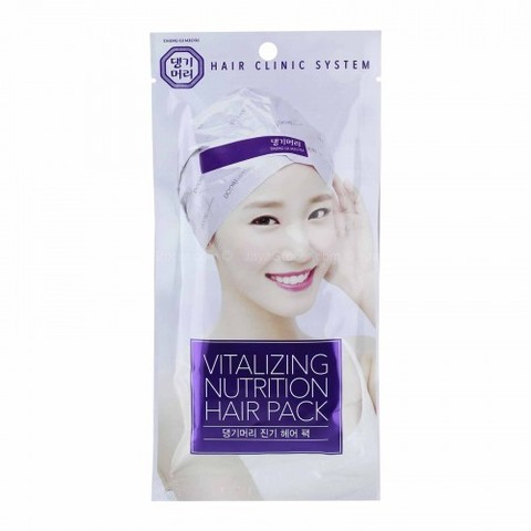 Маска-шапка для волос питательная DAENG GI MEO RI Vitalizing nutrition Hair Pack with hair cap 35 гр