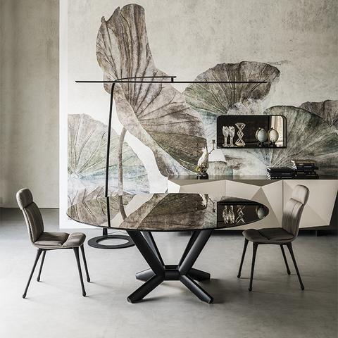 Обеденный стол planer round, Италия