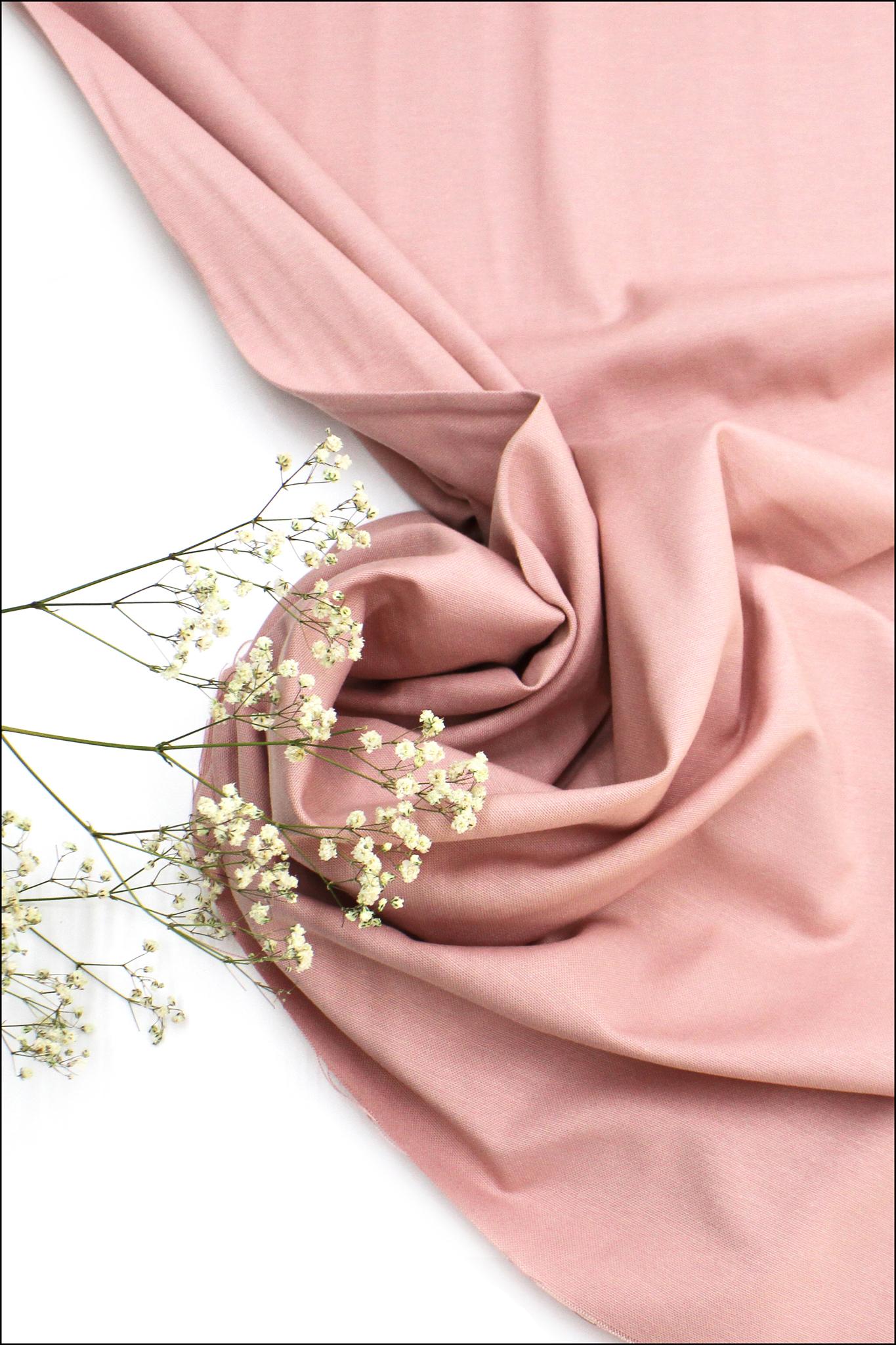 Интерьерная ткань с тефлоновым покрытием,пудра,180 см(Duck,Турция)