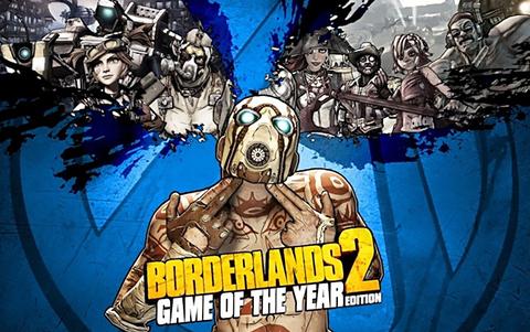 Borderlands 2: Game of the Year Edition (для ПК, цифровой ключ)