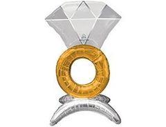 А Фигура, Кольцо с бриллиантом, 14