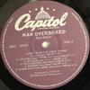 Bob Welch / Man Overboard (LP)
