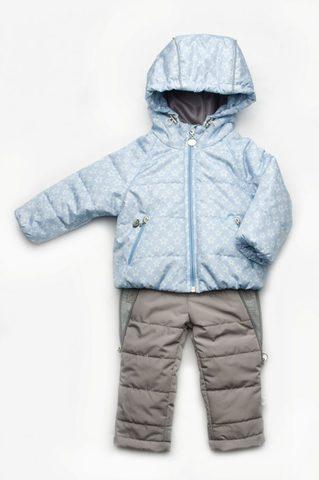 Демисезонный комбинезон-костюм для мальчика