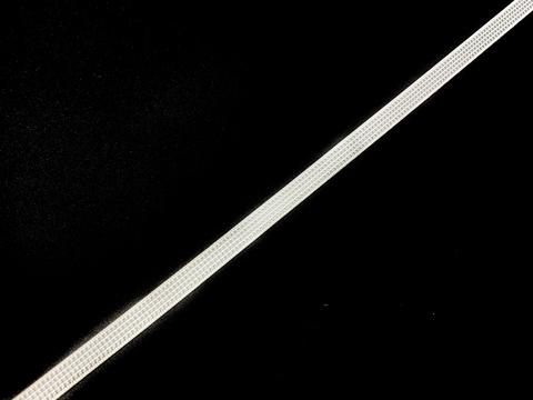 Регилин жесткий 6 мм, белый