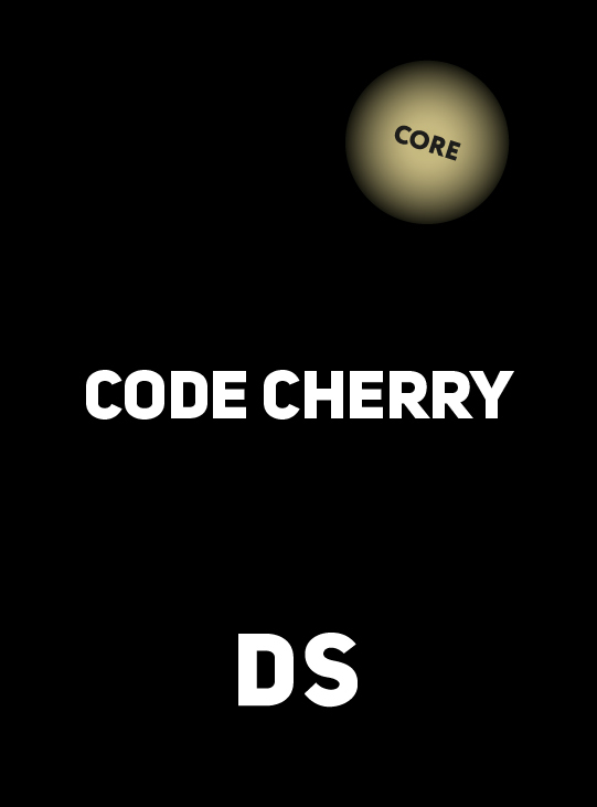 Аксессуар DS CORE CODE CHERRY 100