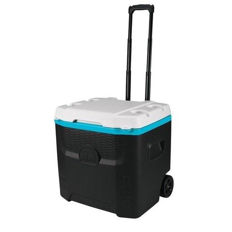 Изотермический контейнер (термобокс) Igloo Profile 54 Roller (52 л.), черный