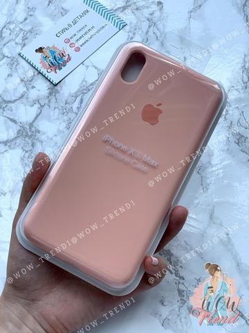 Чехол iPhone 6S Silicone Case Full /grapefruit/