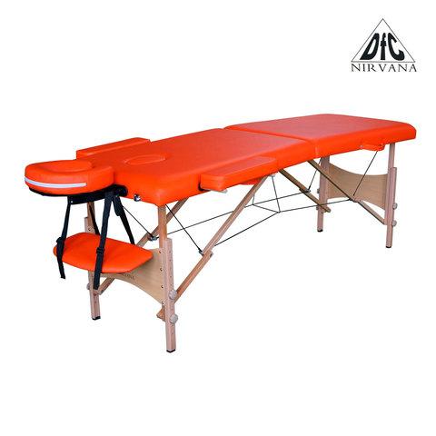Массажный стол DFC NIRVANA Optima Orange (TS20110S_Or)
