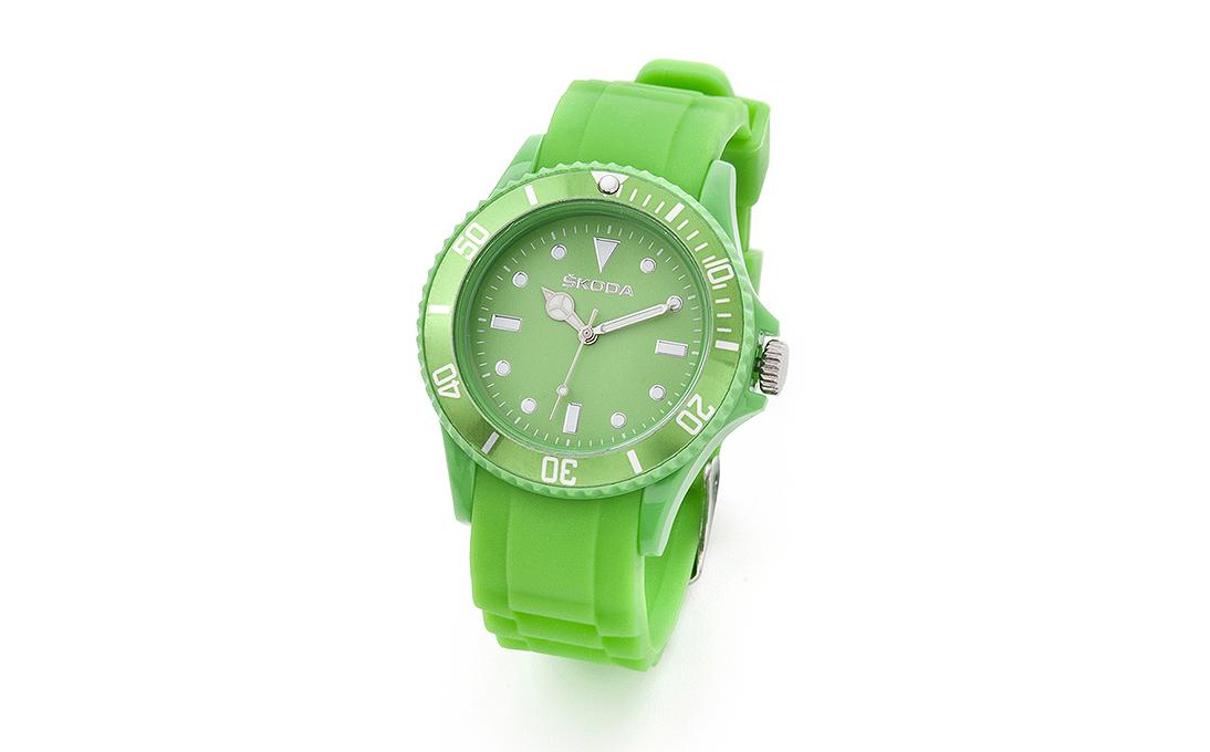 Часы Skoda