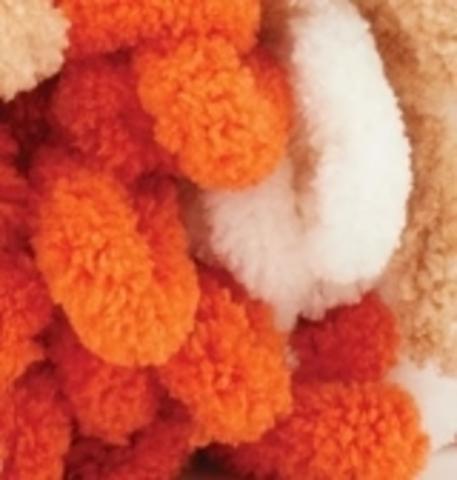 Пряжа Puffy Color Alize 6397