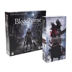 Набор «Bloodborne: Порождение Крови» + «Bloodborne: Кошмар охотника»