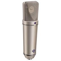 Neumann U 87 Ai (Nickel) Студийный конденсаторный микрофон