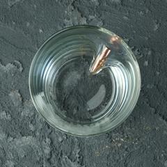 Стакан непробиваемый с пулей, для виски «Спасибо», 250 мл, фото 3