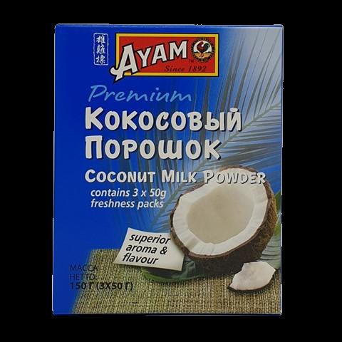 Кокосовое сухое молоко AYAM, 150 гр